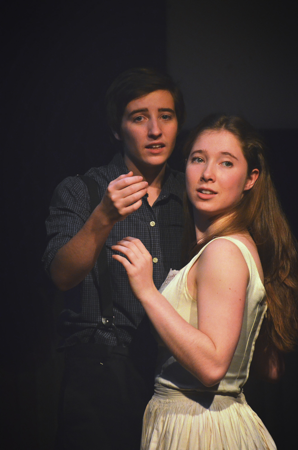 Romeo and Juliet in  Romeo and Juliet  (The Wellesley College Shakespeare Society, 2013)