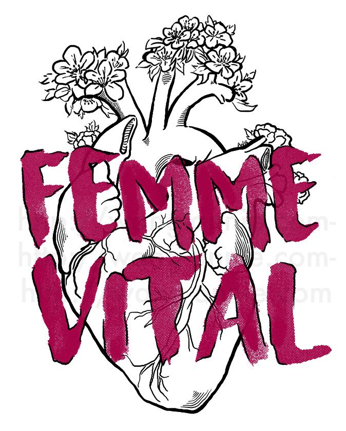 femme vital logo