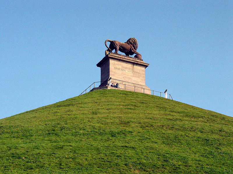 The Waterloo memorial