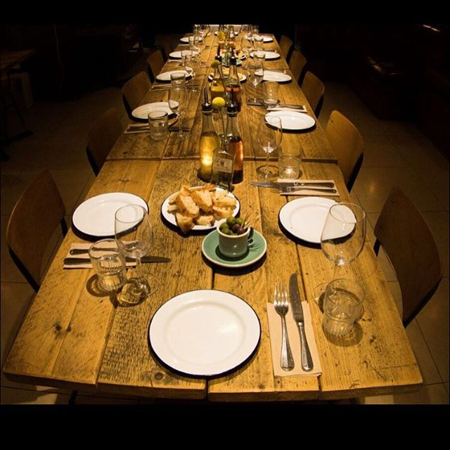 Book your party in our panelled private dining room. £25 3 courses, starting with our delicious antipasti and finished with naughty desserts you wont be able to resist even though you're full. Up to 40 people... email party cornerkitchen.london to reserve the date. #pizzeria #christmasparty