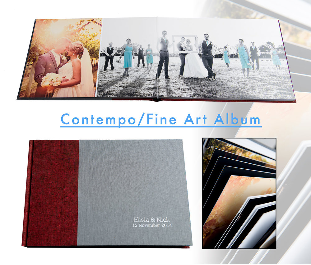 Click to view Contempo & Fine Art Album