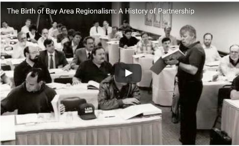 Link to video:  An Oral History of the Birth of Regionalism