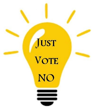 Just Vote No
