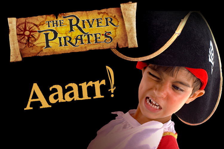 JOIN A BAND OF SILLY PIRATES ON A MAD-CAP JOURNEY TO SING SONGS, LEARN JOKES AND FIND THE GOLD! ARRR! YE MATEYS!