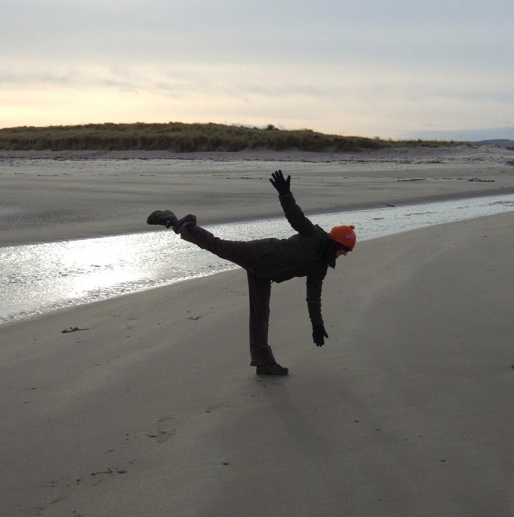 paula turner artistic director and yoga teacher