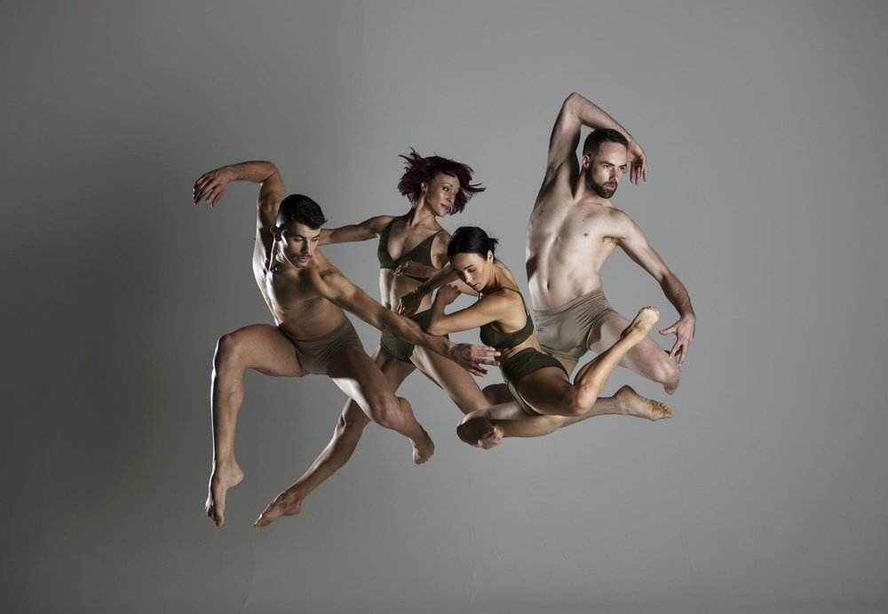 Expressions Dance Company. Image by Dylan Evans