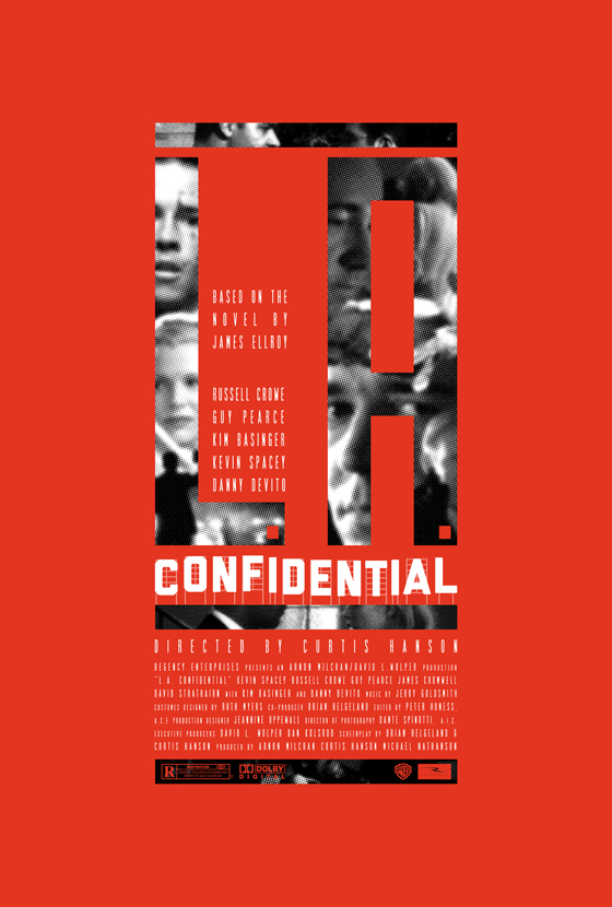The Key Conventions of Film Noir in La Confidential