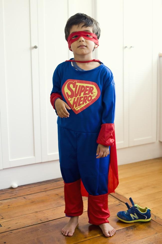 G superman web