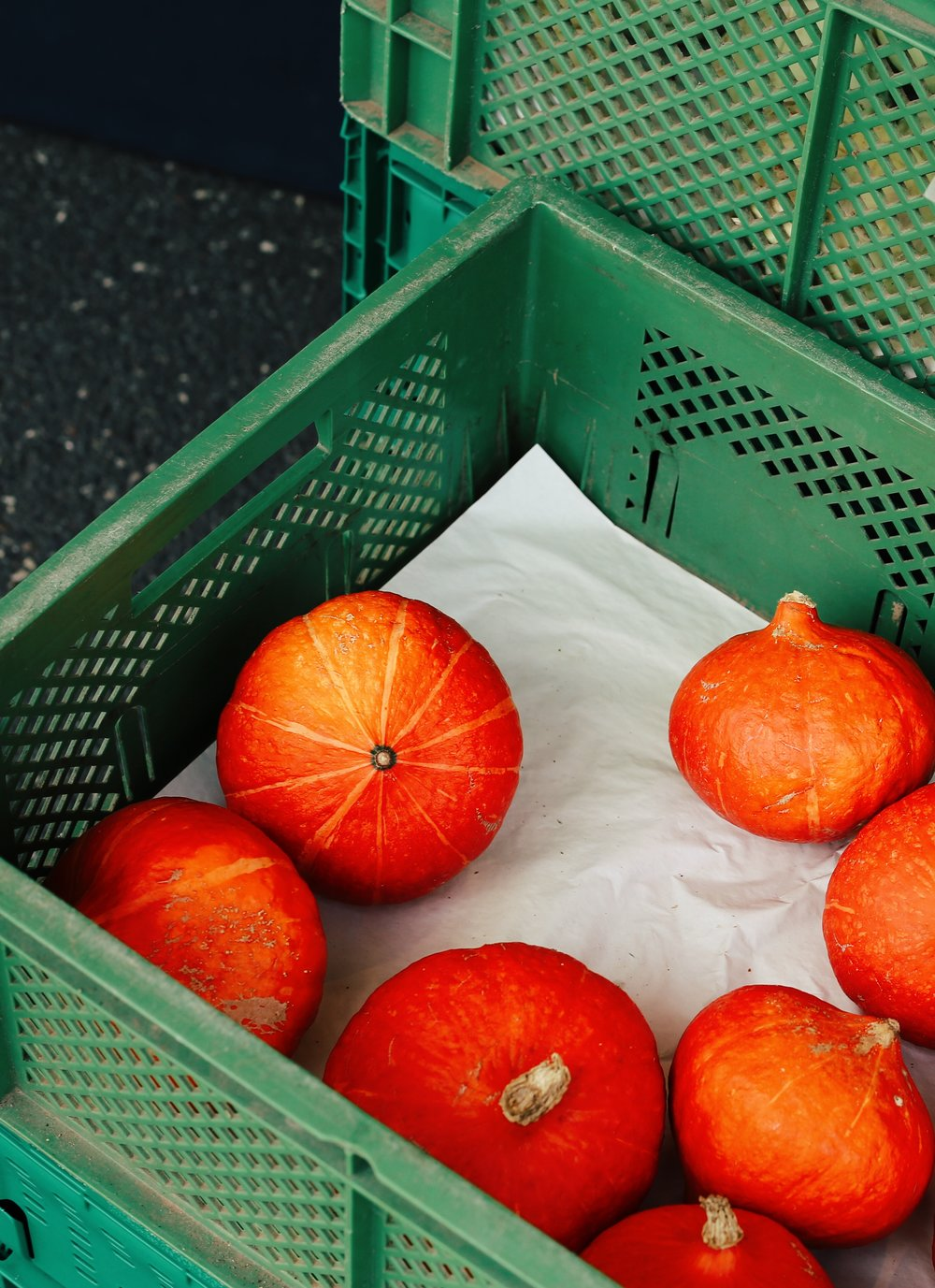Pumpkin - Botanically classified as the the largest berry in the world, sexy pumpkin packs a punch.
