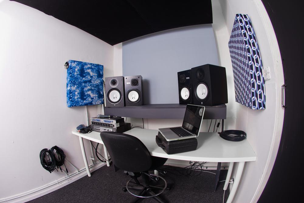 Sideways Studios Production Suites