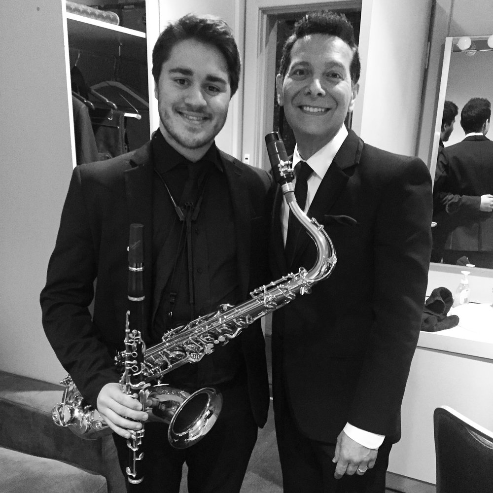 Emile Ryjoch and Michael Feinstein