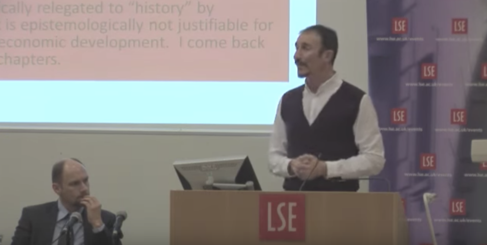 In-depth: Keys to the City: how economics, institutions, social interaction and politics shape development, Professor Michael Storper (Youtube)
