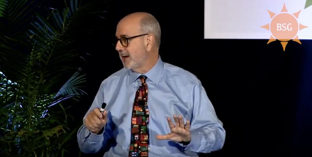 Video:Alan Gregerman: The Necessity of Strangers (Youtube)