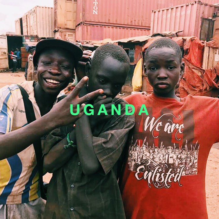 Ubuntu African Foundation  100% volunteer based, grassroots project feeding street children in Uganda.