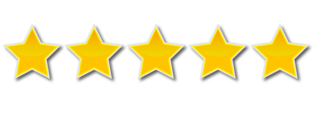 Five Star Rating for LeaderSurf
