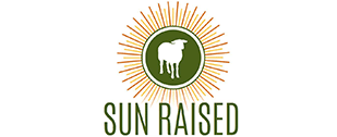 Sun Raised Farms Logo