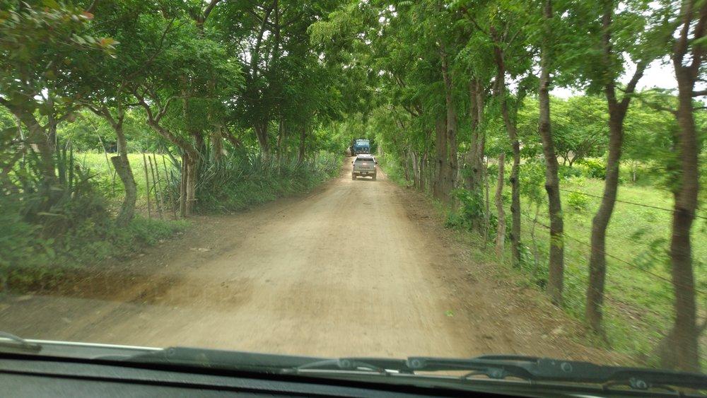 Nicaraguan Highway