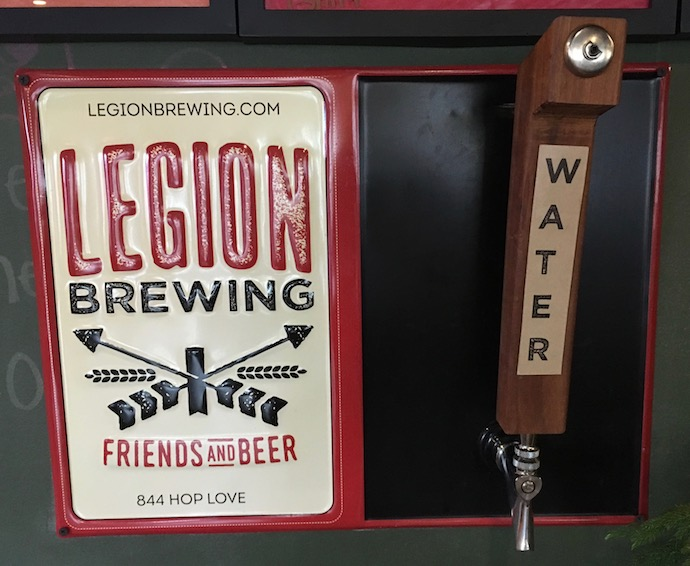 Legion Brewing and Water