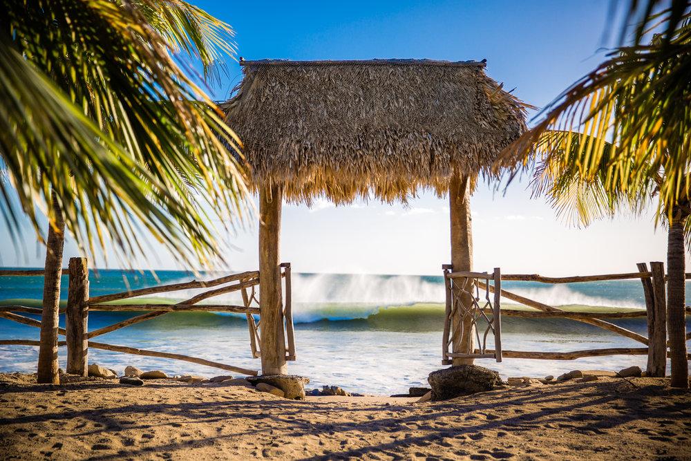 The beach at Buena Onda