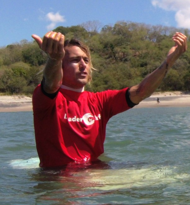 Rayito LeaderSurf Instructor
