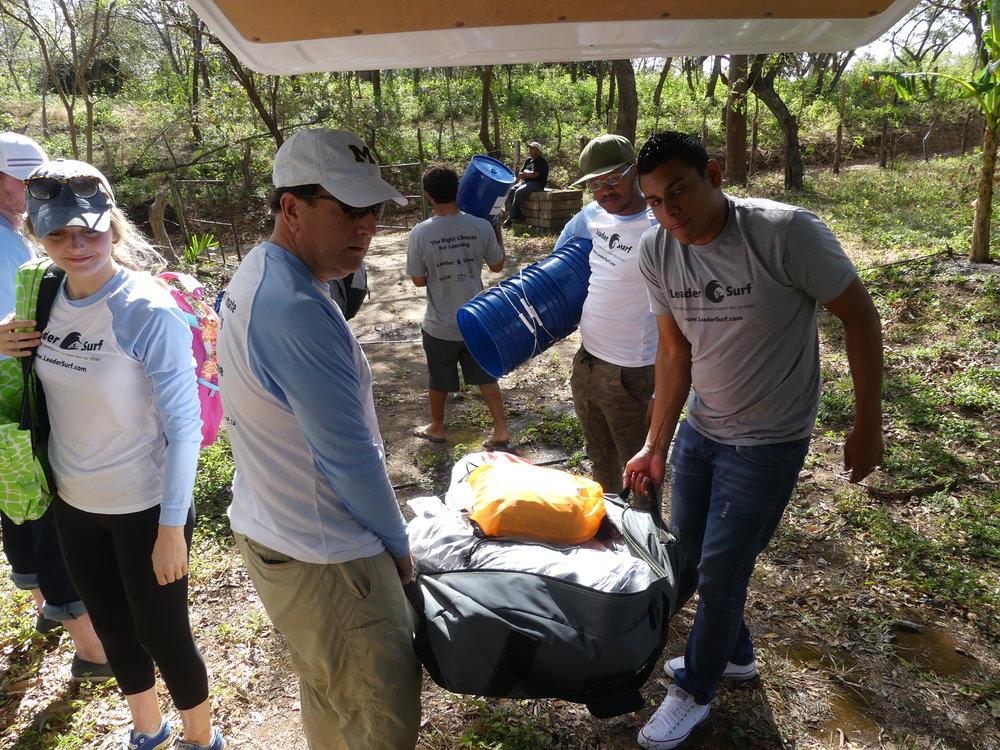 LeaderServe Aid Project.JPG