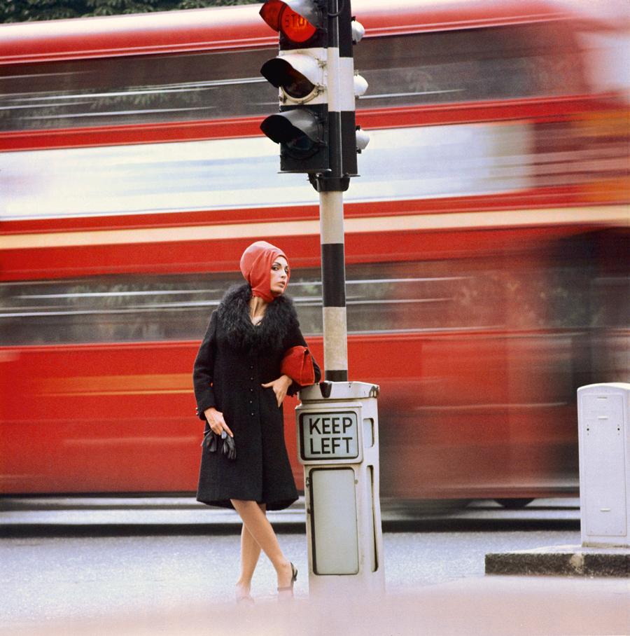 Norman Parkinson, Traffic Queen , 1960
