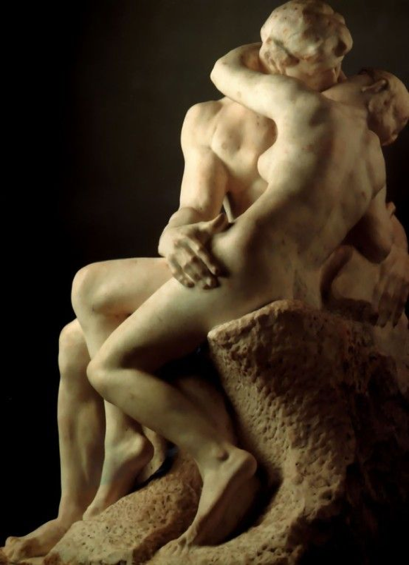Auguste Rodin, The Kiss, 1889