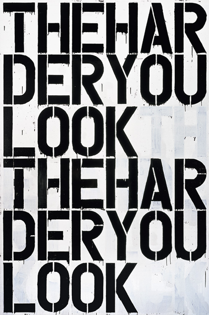Christopher Wool,  Untitled (2000)