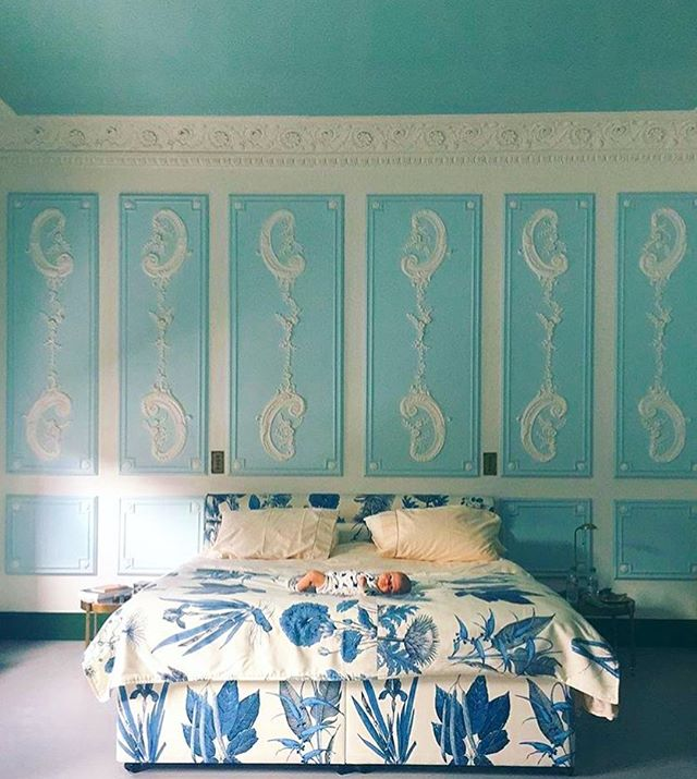 Dream bedroom and baby #regram @scarlettcarlosclarke