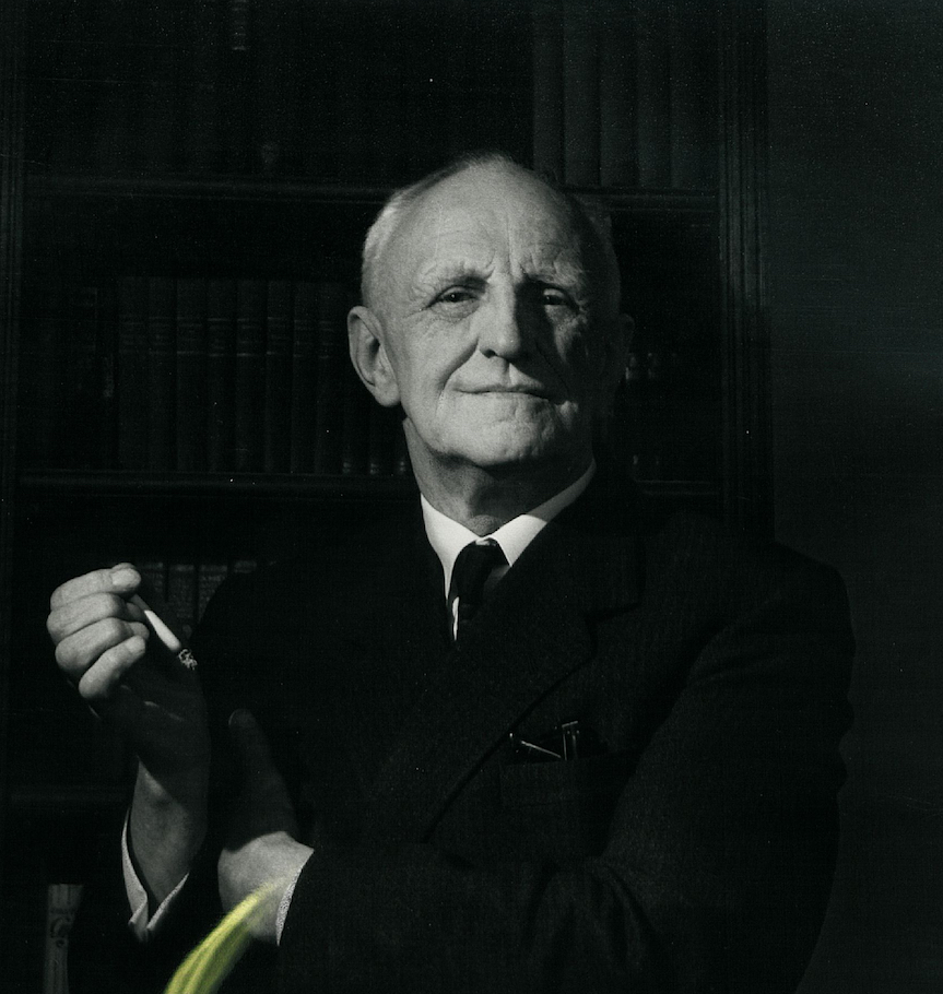 D.W. Winnicott. © Wellcome Library.
