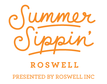 Summer Sippin'  |  A Sister Event of Roswell Restaurant Week