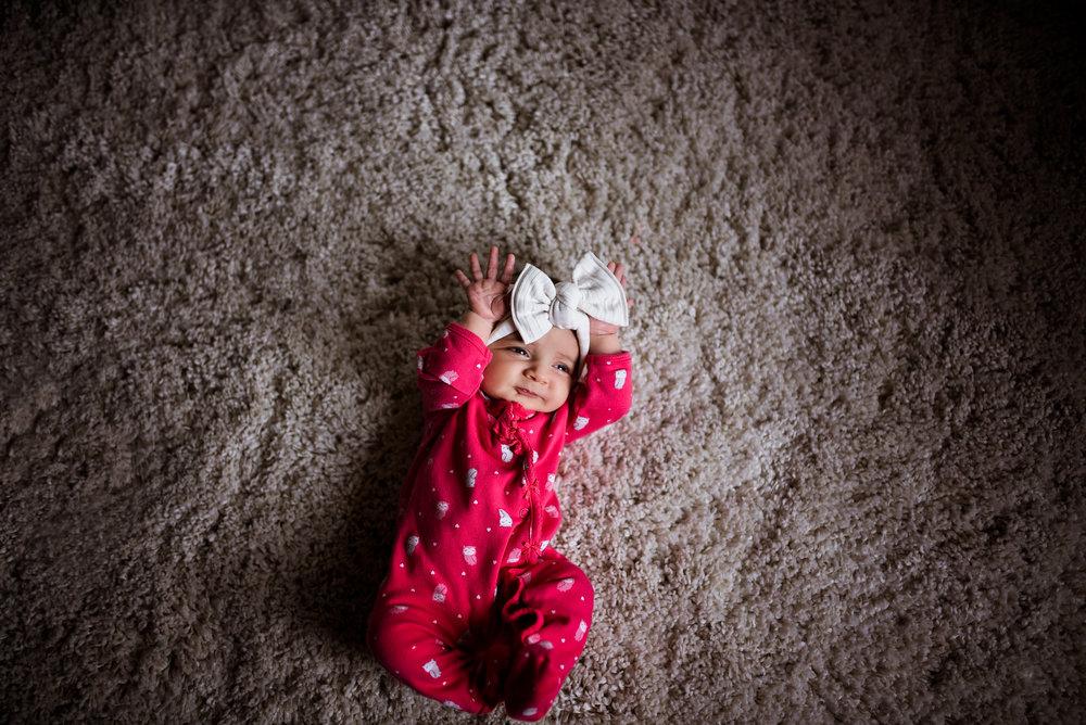 Columbus Ohio Photographer - Lifestyle Newborn Photographer - Erika Venci Photography