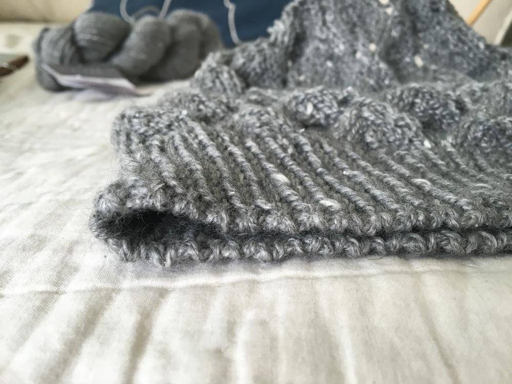 the fibre co. acadia yarn