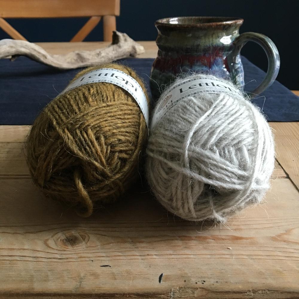 lopi icelandic wool yarn