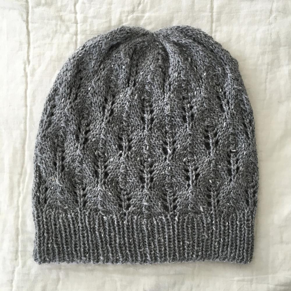 Barnwood Hat 2