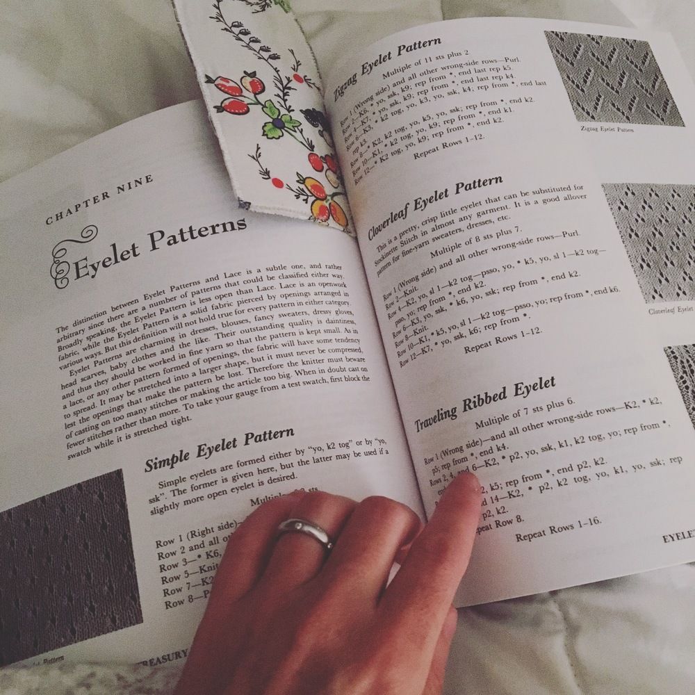 Barbara G. Walter's A Treasury of Knitting Patterns