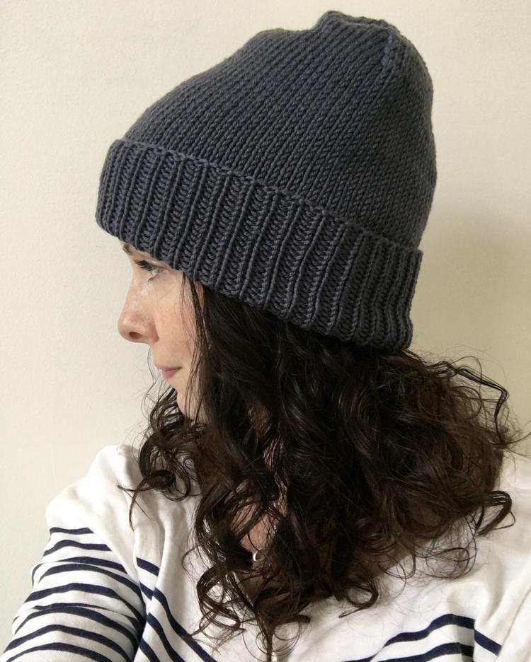 f125a3d7395 purl soho s classic cuffed hat — Thornwood Knits