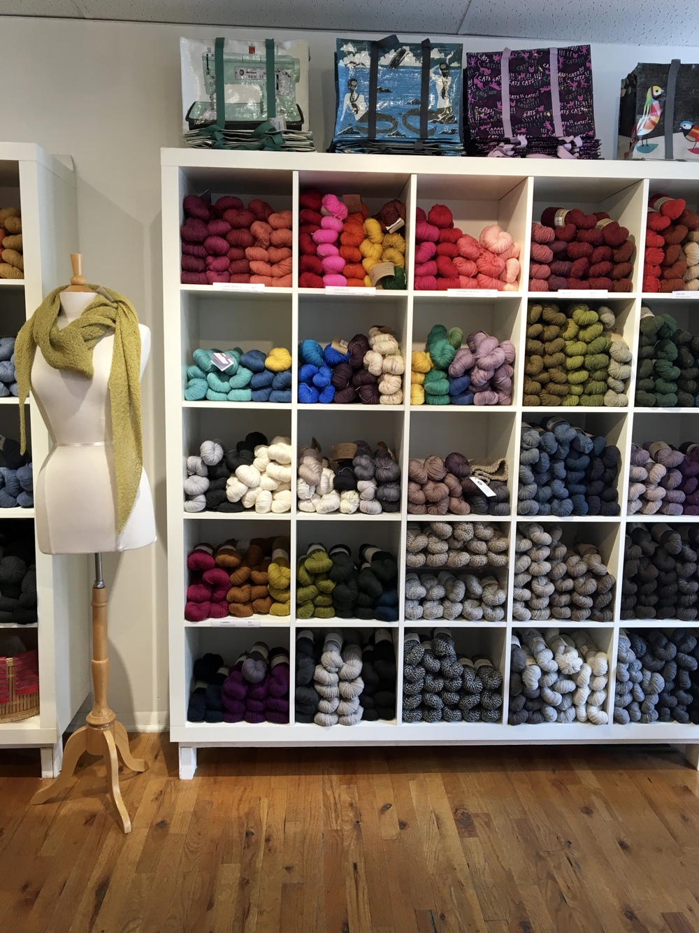 loop yarn philadelphia
