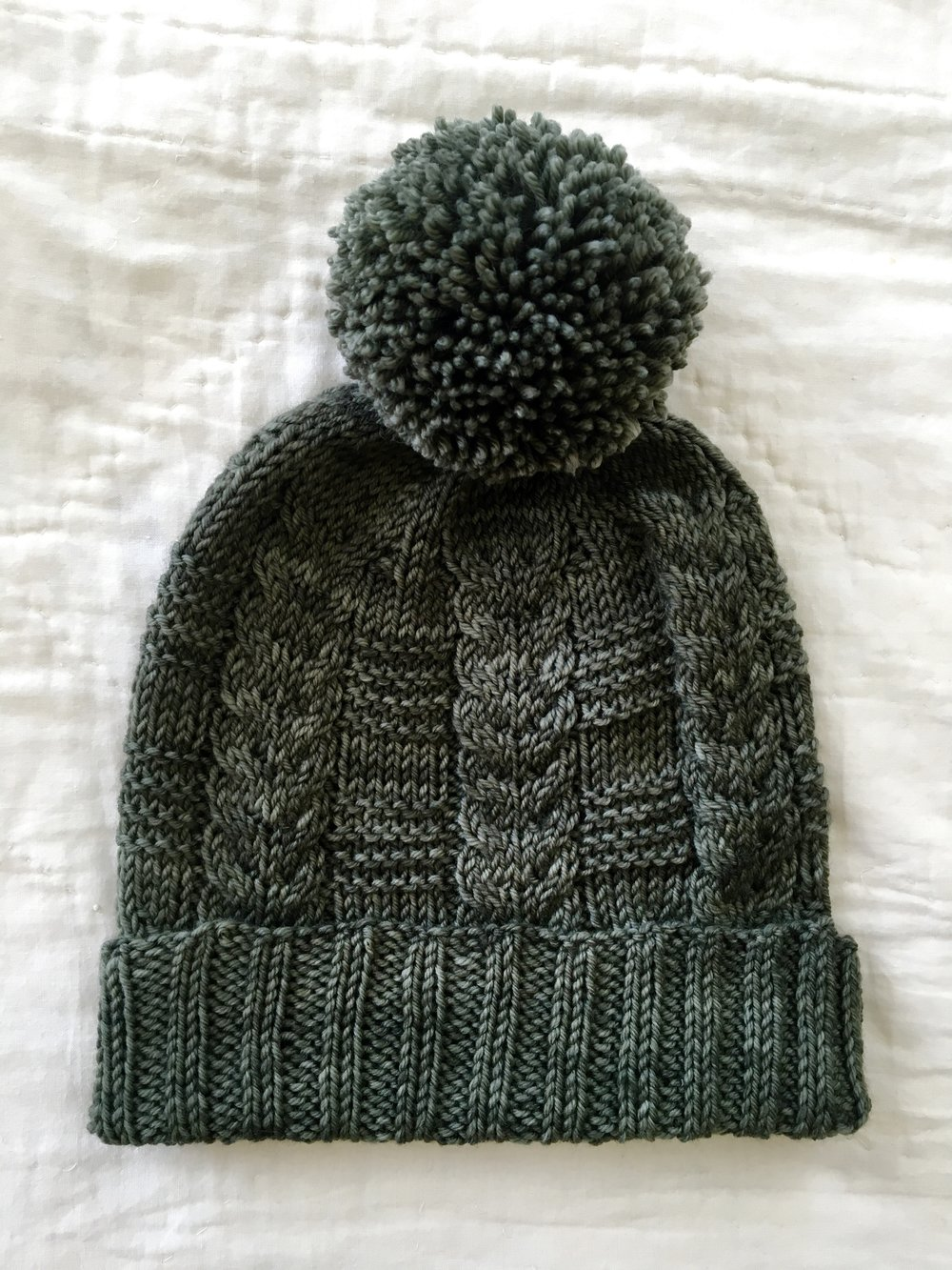 Alicia Plummer's Pondhopper Hat Pattern