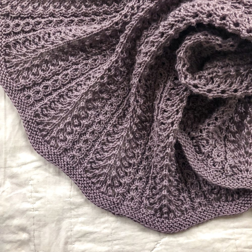 Double-spoked knit - just knit, looks spectacular 8