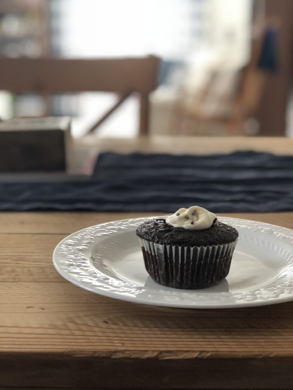 Chocolate Guinness Cupcake