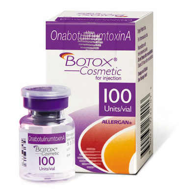 Dr. Hegmann uses Botox Cosmetic® exclusively at his clinic.
