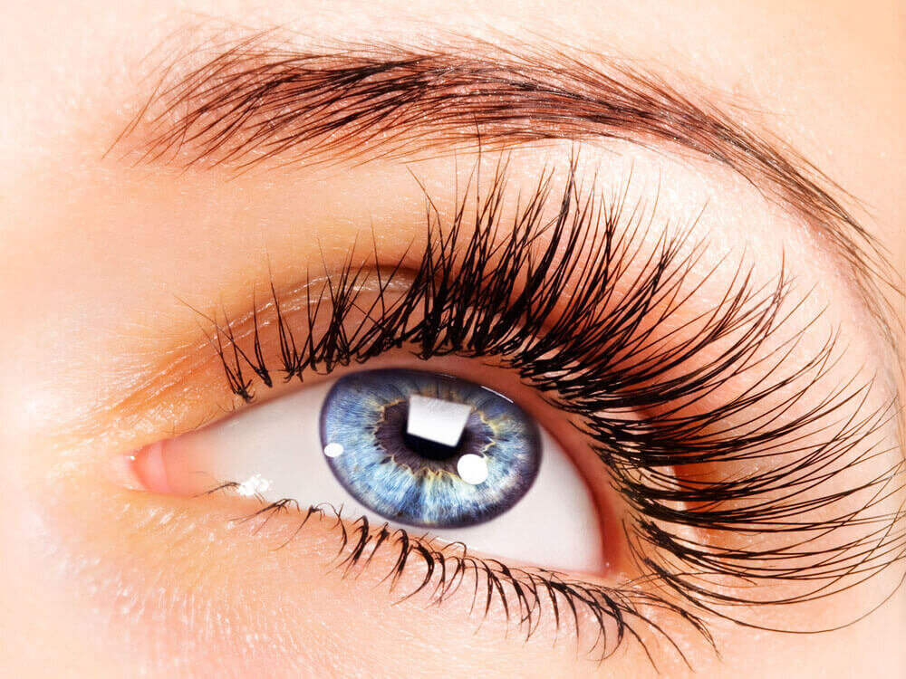 Get longer, thicker, fuller lashes