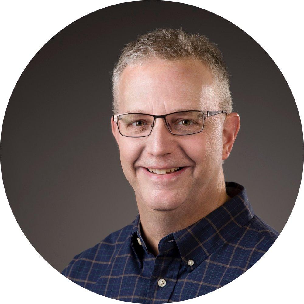 Steve Slack - Chaplain Manager