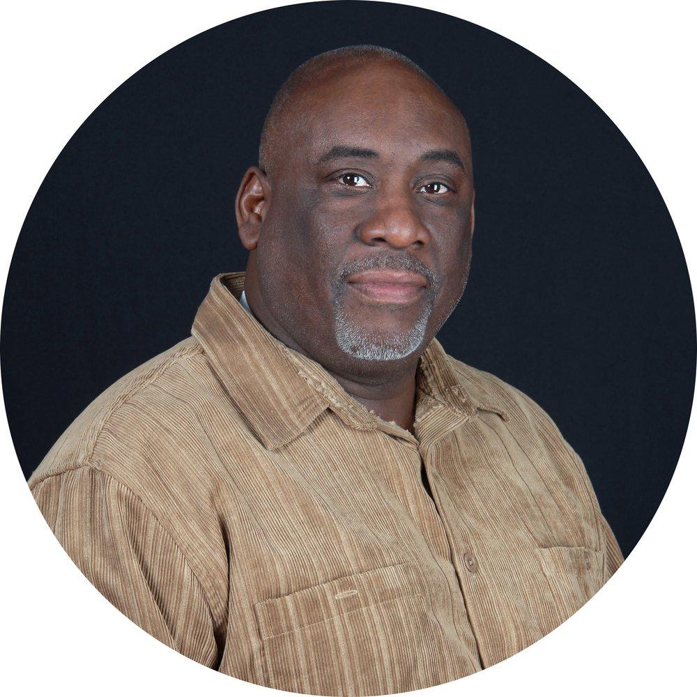 Clarence Newton - Topeka Chaplain