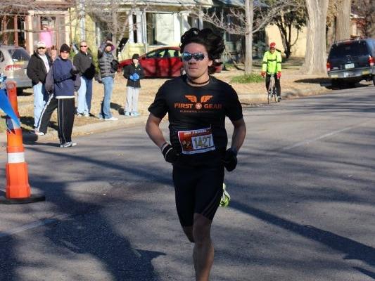 Javier Ceja, Overall Male Winner: 15m 34s