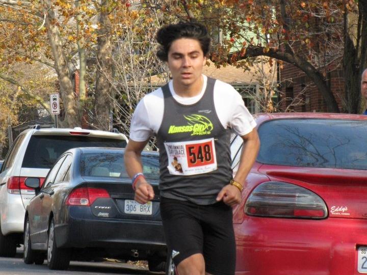 Javier Ceja, Overall Male Winner: :15m 39s