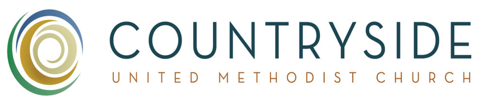 Countryside United Methodist Church logo, host of Hotcakes for Hopecare