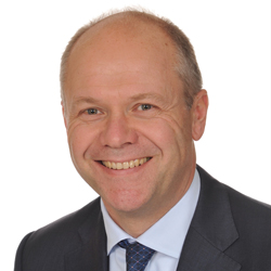 Rob Willams, Chairman of the heads' committe and headmaster of bishopsgate school
