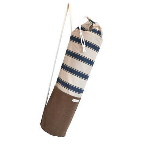 do good yoga mat bag from Common Texture